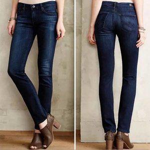 AG Jeans The Stevie Slim Straight Jeans